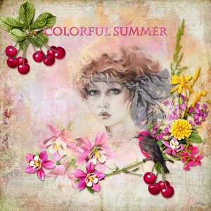 """Colorful Summer"""