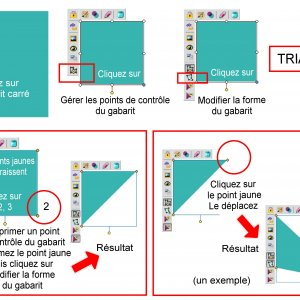 ASTUCES-DECOUVERTES - TRIANGLE